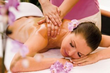 Aromakerzen-Massage (GK)